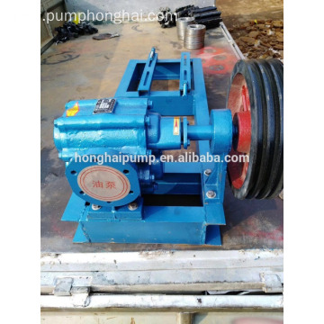 ZYB series pulley belt drive wear-resistant gear pump